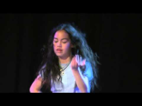 Being brave through Dance | Nadia Prentice | TEDxNorwichED