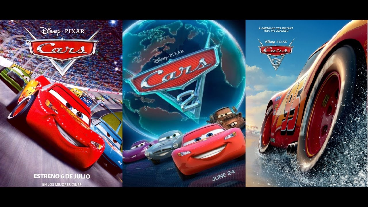 Cars Teaser Trailer