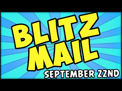 BLITZ MAIL - SEPTEMBER 22nd,2014 EDITION