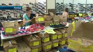 В Липецке оперативники обнаружили подпольный цех по производству одежды известных брендов