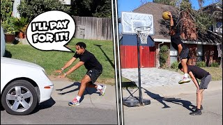 The Drive-By Dunk Contest!