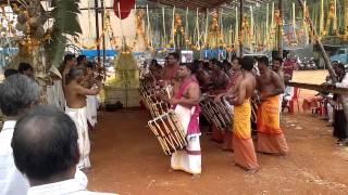 Panchari Melam- Ramanattukara Ayyappan Vilakku