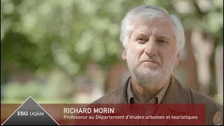 Richard Morin – Prix Performance ESG UQAM 2018