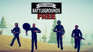 HOT NEWS 😻:  Totally Accurate Battlegrounds  FREE