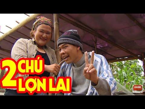 Hai Chú Lợn Con – Trung Ruồi | Trích Hài Tết 2017 Tam Nam Bất Bần