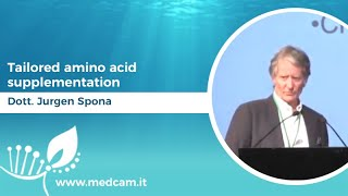 Tailored amino acid supplementation - Dott. Jurgen Spona