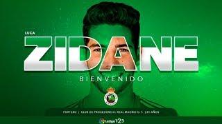 Presentación de Luca Zidane, en directo I MARCA