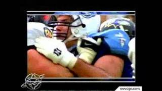 NFL GameDay 2002 PlayStation 2 Gameplay