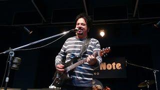 STEVE LUKATHER - SOUND CHECK - TRANSITION TOUR 2013