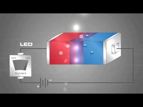 Light Emitting Diode - Semiconductors Part 3