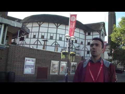 8 - Shakespeare Globe Tiyatro - Halil Ibrahim Topuz Comenius HIE Semineri Edinburgh Eylul 2011