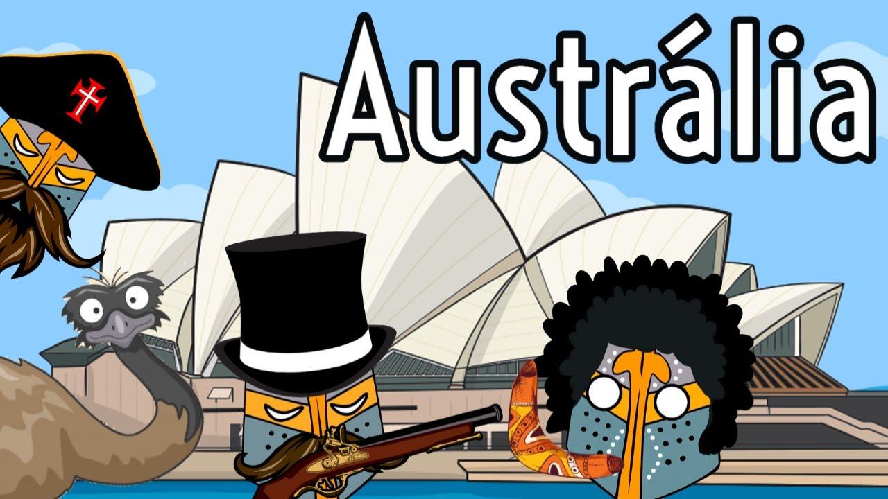 A História da Austrália