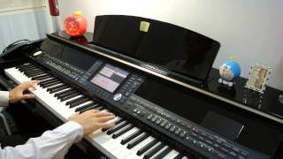 周杰倫 - 開不了口 Piano