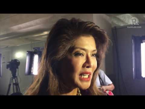 A day before tobacco funds probe, Imee Marcos attends SONA 2017