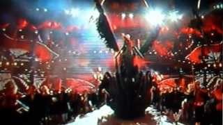 ANNIE LENNOX  - LITTLE BIRD - CLOSING CEREMONY - OLYMPIC GAMES HIGHLIGHTS - LIVE 08/12/2012