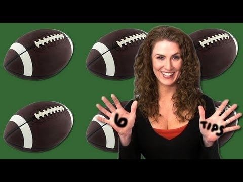 6 Tips for an AWESOME FOOTBALL PARTY - Super Bowl XLVI