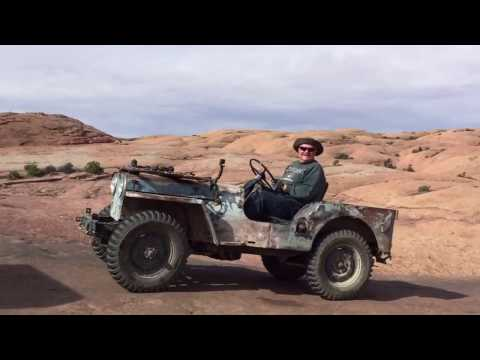 moab easter jeep safari 2010 moab rim trail in a willys. Black Bedroom Furniture Sets. Home Design Ideas