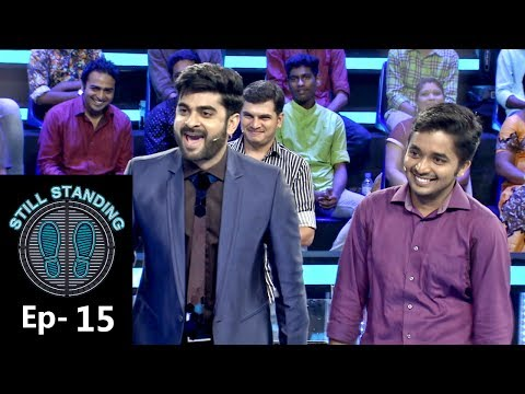 Still Standing I Ep 15 - Will he win the ultimate price? I Mazhavil Manorama