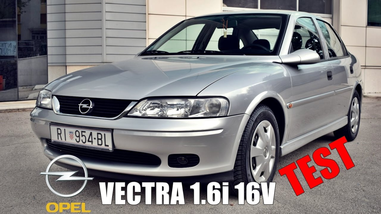 Opel Vectra B  Driving, Interior & Exterior Overview