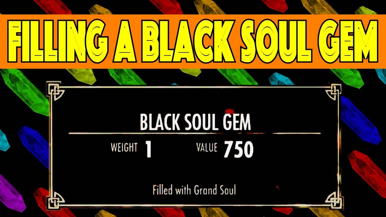 How to fill the soul 68
