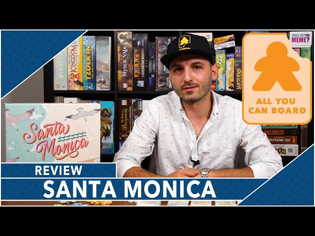 Santa Monica AYCB Review | How Does Josh Wood's Latest Hold Up?