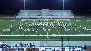 James A Garfield Marching Pride - Solon Band Bash