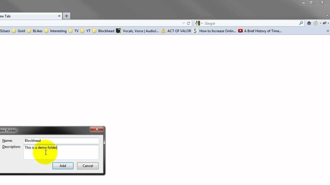 how to add toolbar to firefox