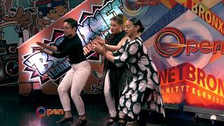 Soles of Duende on BronxNet TV Open Fall 2018 | Performance by #LadiesInPercussion