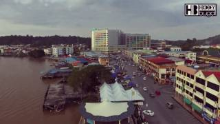 Video (Drone) Aireal Footage of Dataran Esplanade Limbang download MP3, 3GP, MP4, WEBM, AVI, FLV Desember 2017