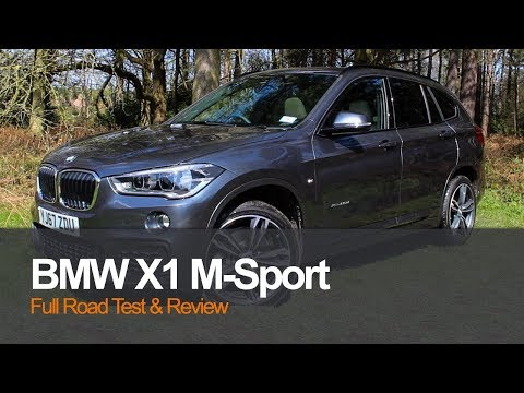 BMW X1 2018 -  M-Sport Full Road Test & Review | Planet Auto