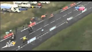 Tour De France 2011 - Stage 8 - Last 5Km