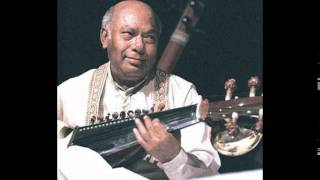 raag sindhu bhairavi by ustad ali akbar khan on sarod