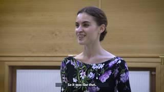 "Балет «Жизель» (репетиции)/""Giselle"" ballet (rehea..."