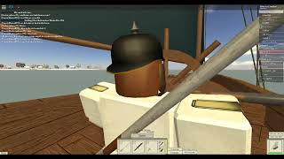 Roblox Tradelands Whitecrest Marinha Episódio 1