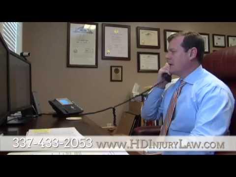 Lake Charles, LA Car Accident Lawyer  Chad E. Rauscher