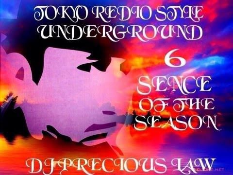 Tokyo Radio Style Underground DJ PRECIOUS LAW LIVE at AZABUNOKEMURI