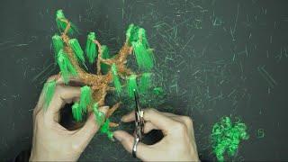 누구나 3d펜 초보도 3d펜으로 장식용 나무 만들자 나…