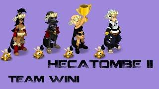 Hécatombe II / Ronde 2 : WiNi vs Old School / avec le vocal