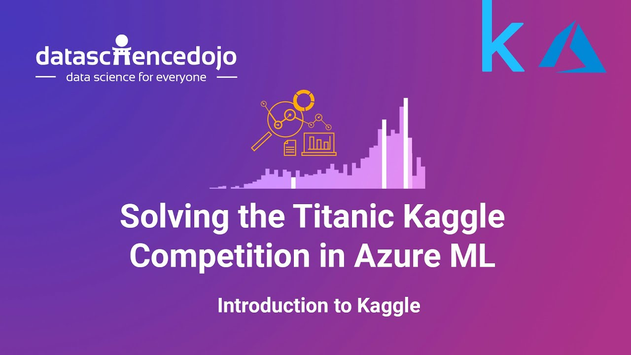 Solving the Titanic Kaggle Competition in Azure ML