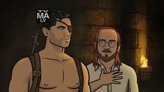 Archer Season 9 Episode 08| Part 01