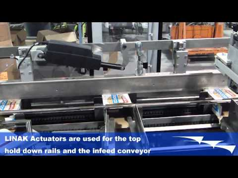 Pouch Autoload Cartoner | MK-LSP - AFA Systems