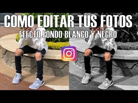 COMO EDITAR TUS FOTOS CON EFECTO DEL FONDO BLANCO Y NEGRO/ HYPEBEAST/ STREET WEAR MEXICO/AXEL YAMIL