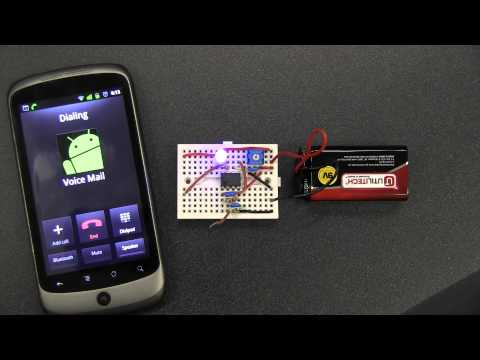 Cell Phone Jammer >> Cell Phone Detector - Detects when cell phone is active using simple OpAmp Circuit - YouTube