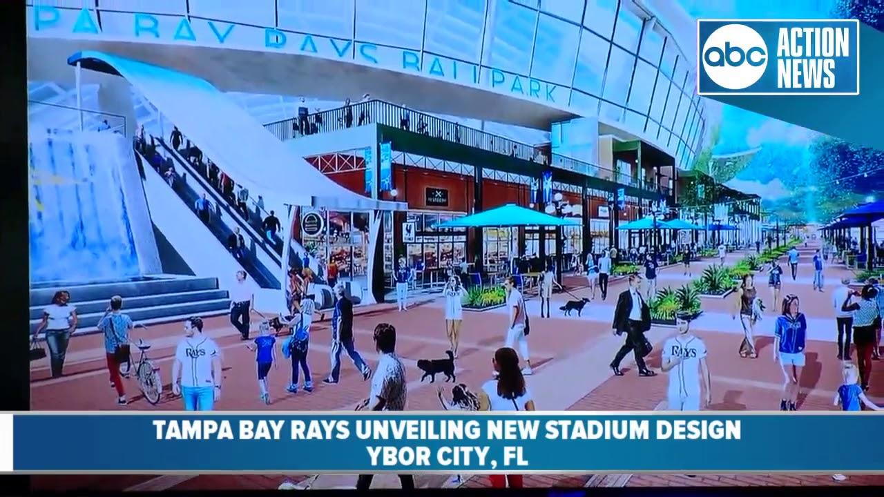 New Rays Stadium design: Part 1 - YouTube