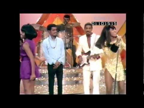 Ike and Tina Turner Hollywood Palace 1968 Full