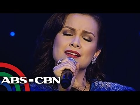 Lea Salonga sings Whitney Houston's 'Run To You & I Will Always Love You'