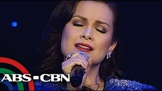 Lea Salonga sings Whitney Houston