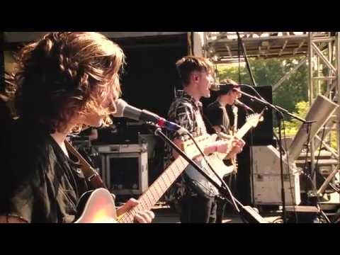 Hippo Campus - Bashful Creatures (Live at Rock the Garden 2016)