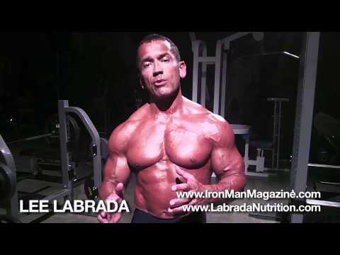 Lee Labrada Talks Nutrition