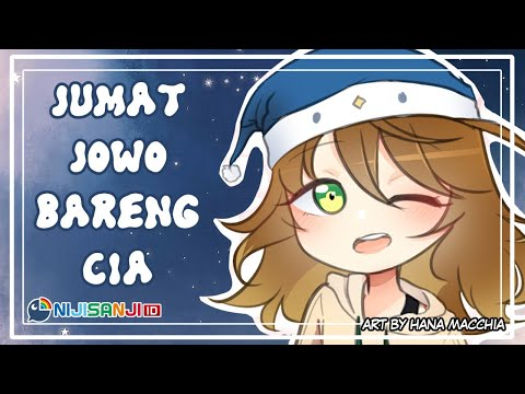【Free Talk】Jumat Jowo Bersama Amicia【NIJISANJI ID | Amicia Michella】